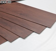 wood look laminate pvc plastic flooring made in china