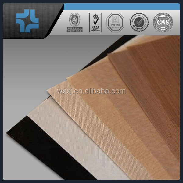 Low flammability One side sodium etched ptfe sheet