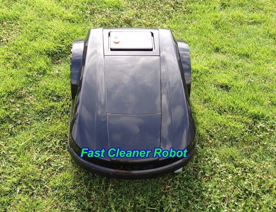 2017 Newest Wireless WIFI SMARTPHONE APP Control Water-Proof Charger Intelligent Robot Lawn Mower