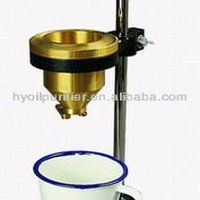 XND 1Brass Cup Paint Viscosity Measurement