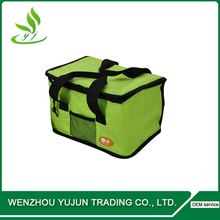 Small Fitness Insulated Cooler Lunch Bag Meal Management Bag