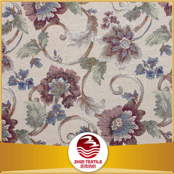 Classic designer drapery fabric polyester curtain fabric factory