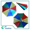 Chinese cheap hats nubrella head hands free umbrella