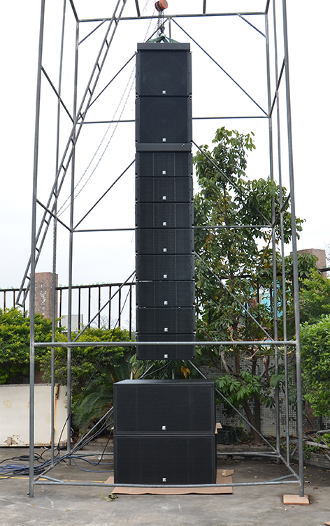 Best line array speakers price VERA36 line array pa system for sale