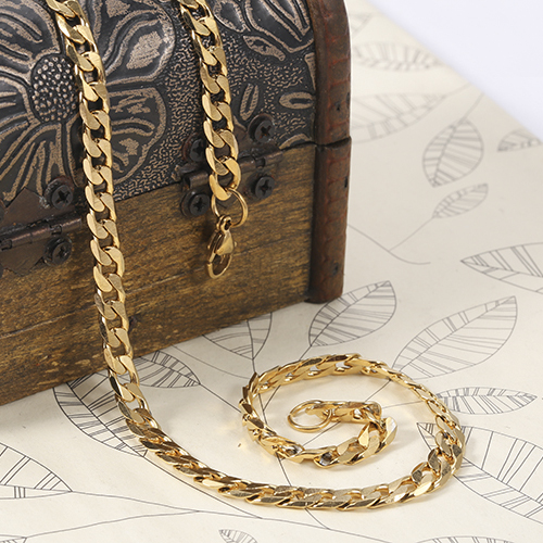 big new gold chain design for men,gold chains men's jewelry set