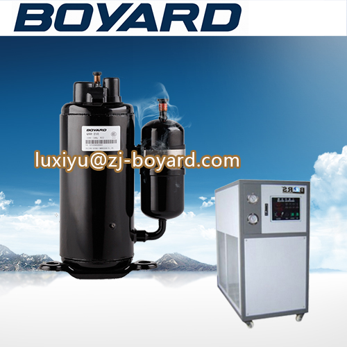 CE certification r407c/r410a/r134a air conditioner compressor r22 gas with low factory price