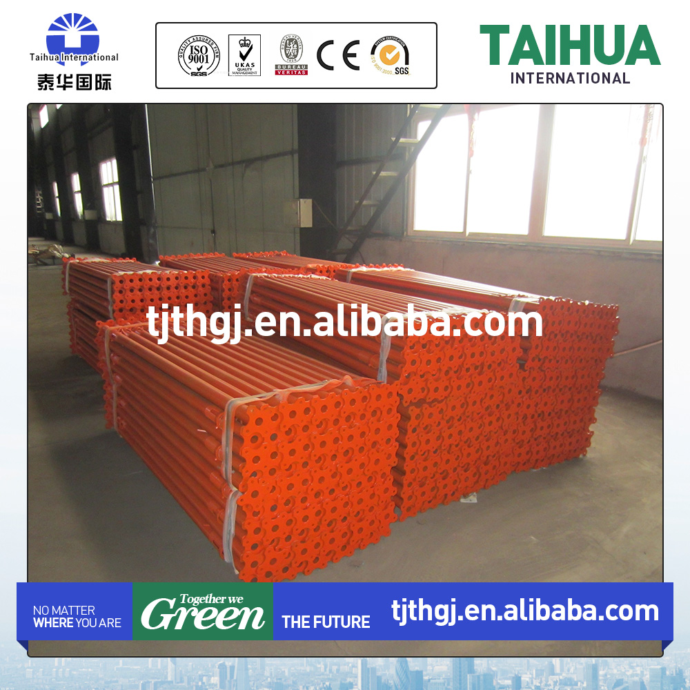 High stability BS1139 scaffold steel props for sale