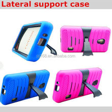 hybrid heavy duty combo hard kickstand cover case for Samsung galaxy TAB Pro 12.2 P9000