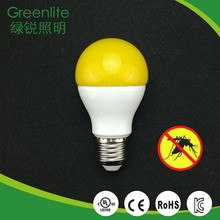 No blue light no harm to human led mosquito repellent lamp