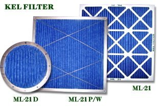 "KEL Filter ""ML-21 Series"" (Made in Japan)"