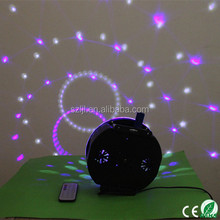 3W LED Crystal Magic Ball Light with Speaker