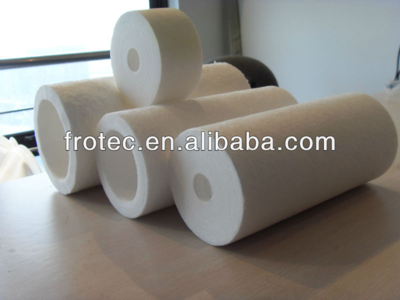 PP Melt Blown Water Filter Cartridge For distributors and end users