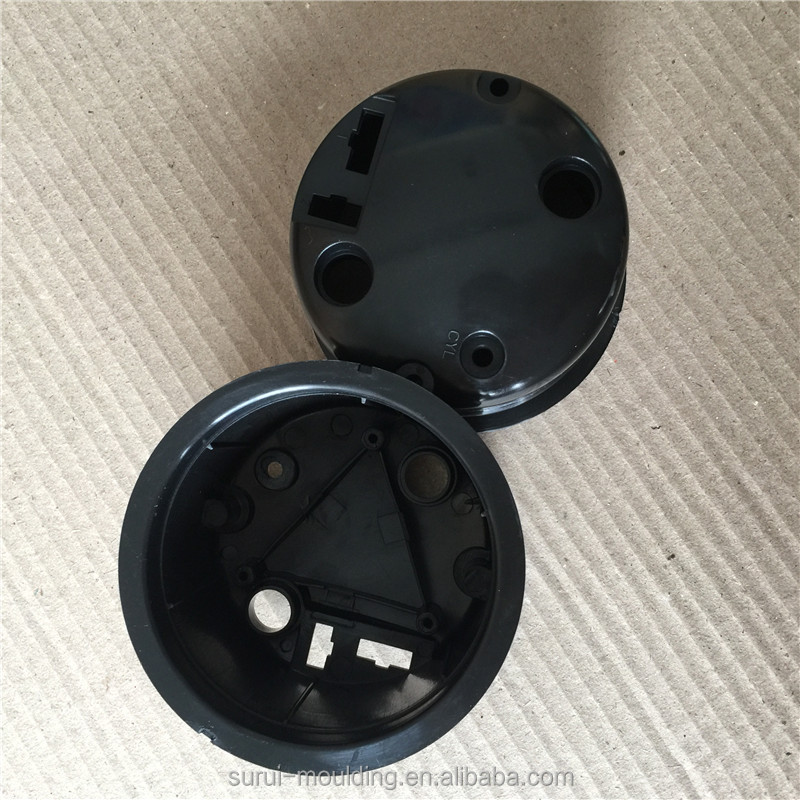 Custom Plastic Injection Mold for Motormeter Parts with Free Design