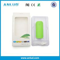 Professional Slim Design building in line power bank