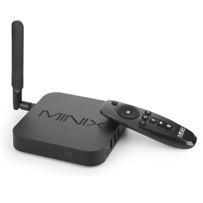 Original MINIX NEO <strong>U1</strong>+NEO A2 lite Android <strong>TV</strong> Box Amlogic S905 Quad Core 2G/16G 2.4/5GHz H.265 HEVC 4K Ultra HD media player