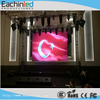 stage backdrop led video wall Portable Slim 4.81mm rental led screen advertising led display