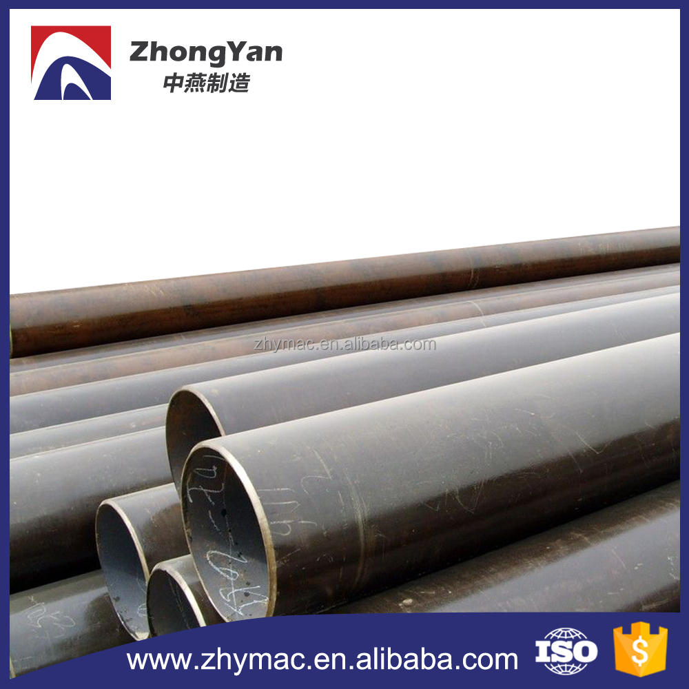 mill test certificate mild steel pipes as scaffolding steel pipe