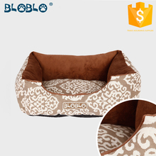 Various colors dog bed with big space comfortable feeling