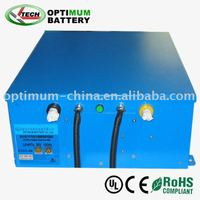 36v 100ah Auto Battery(LiFePO4 Battery ) for market