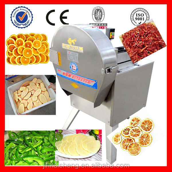High efficient 200-1000KG/H vegetable and fruit shredder machine/Professional vegetable and fruit shredder machine