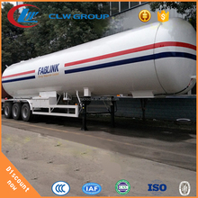 60000 L lpg storage tank trailer from manufacturer