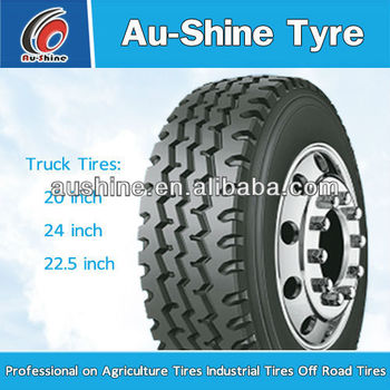 315/80r22.5 1200R24 Radial Truck Tire