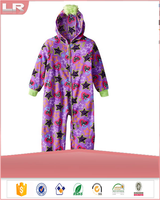 Cute Children's Winter Animal Cosplay Pajamas