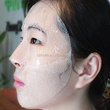 new beauty products for 2014 korea hyaluronic acid face mask
