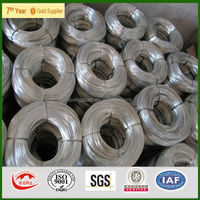 Electro galvanized Iron Binding Wire hot sale in Mid-East Market