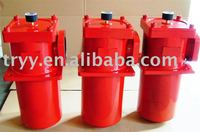 YPL Series Hydraulic black oil refinery Lube Oil Filters housing
