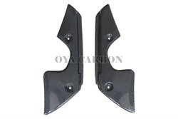 Carbon fiber Side Covers for Yamaha R1 2009
