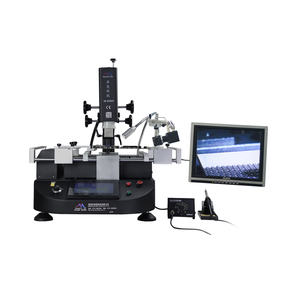Automatic welding equipment ZM-R5860C/BGA Repair Machine for xiaomi motherboard