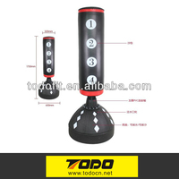 2016 new hot sell home used boxing equipment sale punching dummy boxing punching bag free stand punching ball boxing stand