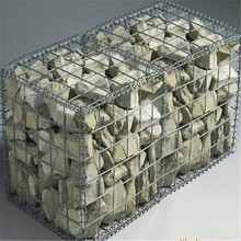 alibaba china 2x1x1 gabion box for sale/wire cages rock retaining wall/Gabion mesh