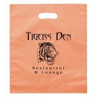 OEM Cheap Promotional Tote Printed Biodegradable Plastic Retail Gift Bag