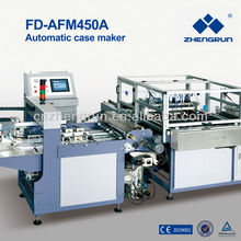 cd cover casemaking machine