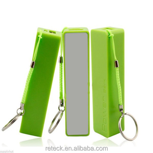 wholesale cheapest 2600 mah perfume power bank for mobile phone