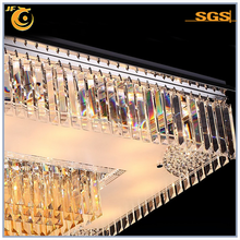 Super quality triangle crystal K9 chandelier prisms lamp parts