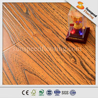 7mm Easy Click decorative class 32 ac4 laminate flooring