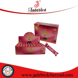 Premium quality peach flavor best quick light shisha coal