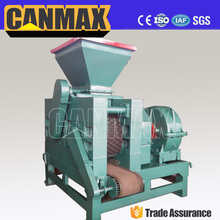 widely used coal slurry briquette machine