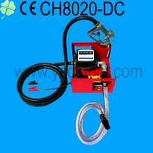 High Quality CH8020 CE 12V 24V Diesel Bio Fuel Transfer Pump Station - Flow Meter-Hose and Nozzle