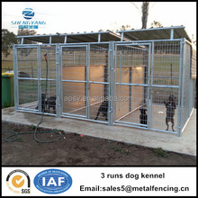 fram backyard use large dog kennel animal run weld cage