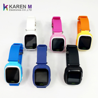 GPS+BDS+LBS+LBS+WIFI+AGPS gps kids smart watch tracker security watch SOS Alarm smart watch for kids children smartwatch Q90