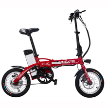Fast Speed Mountain Electric Moped City Bike for Adult with Large Capacity 36V 250W Battery