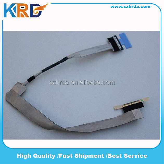 For Dell Inspiron 1545 LED LCD Screen Display Flat Cable 50.4aq08.002