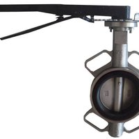 Wafer Lug Butterfly Industrial Valve