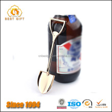 Custom Zinc Alloy Creative Multifunctional Tea Shovel Bottle Openers