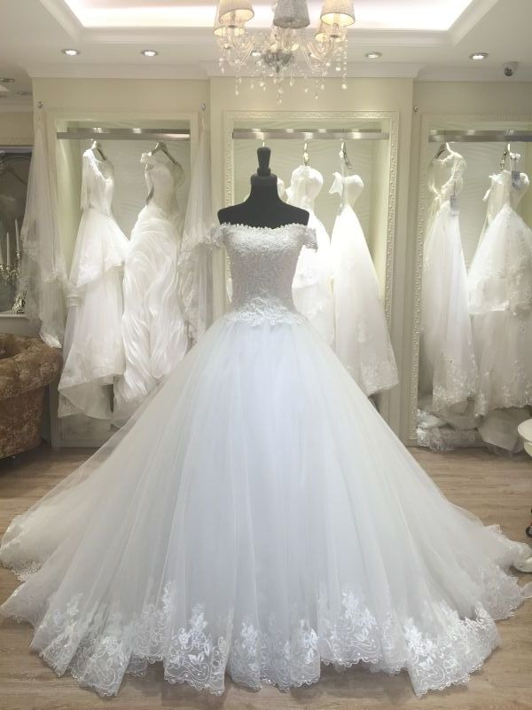 off shoulder guangzhou alibaba wedding dress online shop