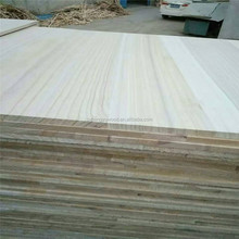 4'x8' jointed paulownia wood price